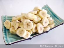 IQF Frozen Banana Slices
