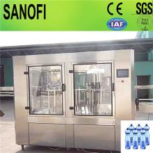 2013 new design 3 in 1 Aseptic automatic water bottled filler for plastic high quality CGF