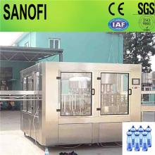 2013 new arrival Professional manufacturer 3 in 1 automatic plastic bottle filling machine CGF