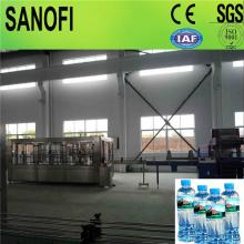 Pure   water  bottling  water   equipment /3 in 1 Automatic washing filling capping machine