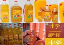 Palm Edible Oil ( Plastic Bottle )