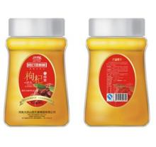 100% pure honey with bulk or bottle packing