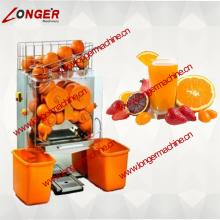 Automatic Orange Juicing Machine