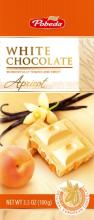 White chocolate Apricot
