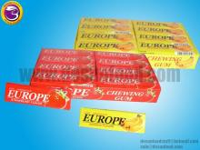 5 sticks Chewing Gum