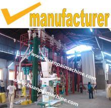 corn flour milling factory