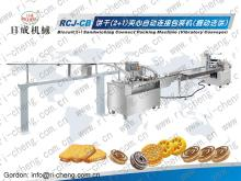 biscuit sandwiching machine and packing Vibratory feeder
