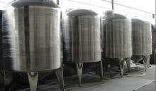 конические пивные ферментеры,бродильные резервуары