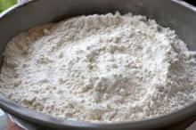 WHEAT BAKING FLOUR