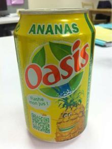 Oasis Ananas