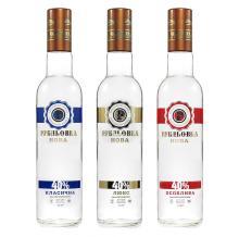 New Rublyovka vodka