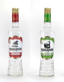 Ridna Kraina vodka