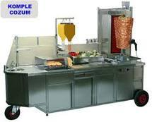 Mobile Kebab Machine