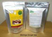 moringa ginger teabag