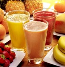 Concentrated fruit juices and purees