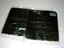 Toasted seaweed Nori sheet Japanese cuisine
