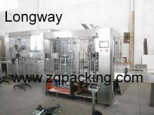 Small Capacity 2000BPH 3 In 1  Pure & Mineral   Water  Processing Plant/Filling Machine