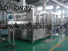 LONGWAY PET Bottled Carbonated Sparkling/Soda Water Filling Line/Production Machine