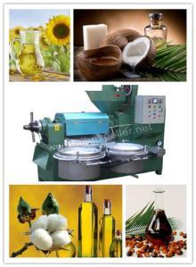 Integrated Screw Oil Press Peanut Oil Press Soybean Oil Press