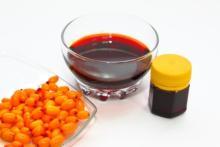 seabuckthorn (Fruit)pulp oil