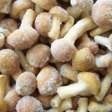 Frozen Mushroom Nameko
