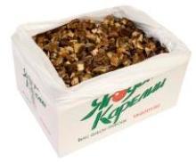 IQF sliced  mushroom s ( boletus  edulis)