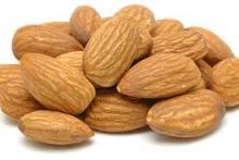 sweet almond nut