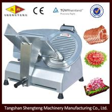 300B1 high quality semi automatic electric home meat slicer machine