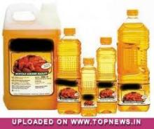sunflower oil palm oil