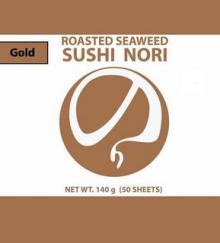 Sushi Nori Gold 50 sheet