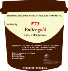 BUTTER   OIL   SUBSTITUTE
