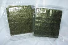 porphyra yezoensis Nori roasted seaweed for sushi