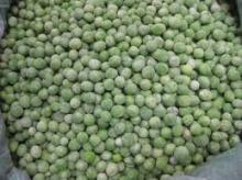 freeze dried green pea