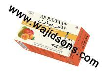 AR RAYYAAN Mango Pecah Mint Strong Hookah Flavor