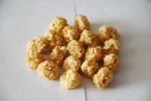 chicken meat ball with rice (poppers) pet treats