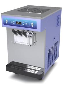 table top ice cream machine-pre cooling system