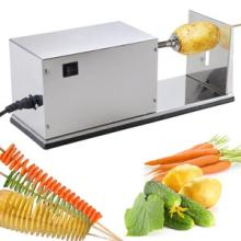 Hot Sale Electric Twist Potato Cutter