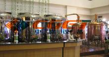 hotel beer brewing equipment