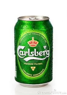 Wholesales Carlsberg Beer in 330ml Tin