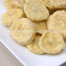 Freeze Dried Banana Slices