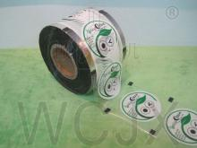 customized bubble tea cup sealing film/ printing cup seal/ pp plastic seal films/ boba film/ cup sea