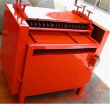 Aircondition radiator Copper and Aluminum crusher and Separator Machine
