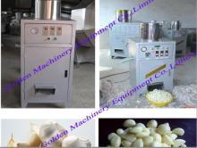 Garlic skin peeler\peeling stripper machine