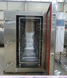 250kg/hour tuna cabinet quick freezer