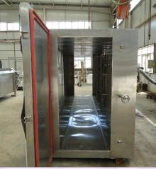 1000kg/ hour cabinet quick freezer