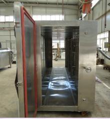 1000kg/ hour cabinet quick freezer