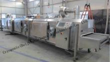 2000 kg/ hour chicken tunnel freezer