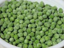 frozen green beans/ green pea/
