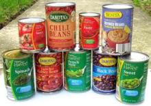 Palm Gardens Canned Vegetables