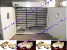 Full  Automatic  Egg  Incubator  Hatching Machine